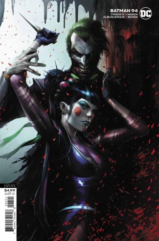 BATMAN #94 (2016 SERIES) FRANCESCO MATTINA VARIANT