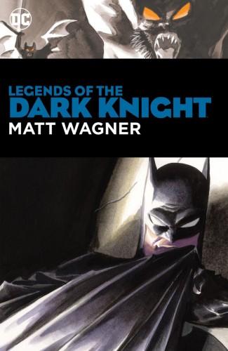 BATMAN LEGENDS OF THE DARK KNIGHT BY MATT WAGNER HARDCOVER