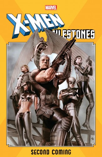 X-MEN MILESTONES SECOND COMING GRAPHIC NOVEL