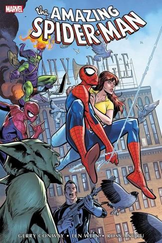 AMAZING SPIDER-MAN OMNIBUS VOLUME 5 HARDCOVER PACO MEDINA COVER