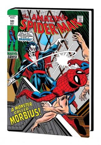 AMAZING SPIDER-MAN OMNIBUS VOLUME 3 KANE DM VARIANT HARDCOVER