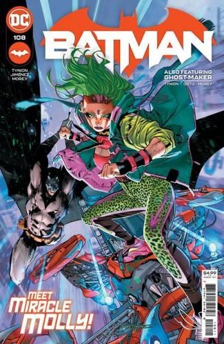 BATMAN #108 (2016 SERIES)