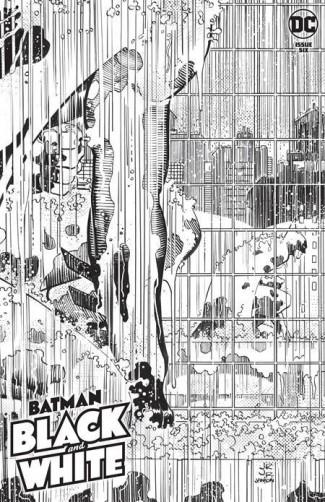 BATMAN BLACK AND WHITE #6 (2020 SERIES)