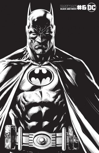BATMAN BLACK AND WHITE #6 (2020 SERIES) JASON FABOK VARIANT