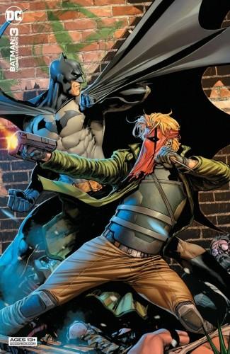 BATMAN URBAN LEGENDS #3 DAVID MARQUEZ VARIANT