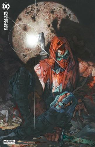 BATMAN URBAN LEGENDS #3 SIMONE BIANCHI VARIANT