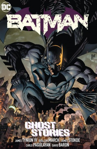 BATMAN VOLUME 3 GHOST STORIES HARDCOVER