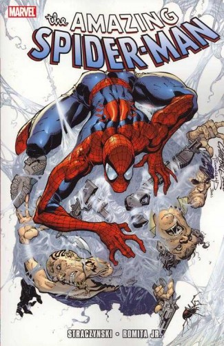 AMAZING SPIDER-MAN BY JMS ULTIMATE COLLECTION BOOK 1 GRAPHIC NOVEL