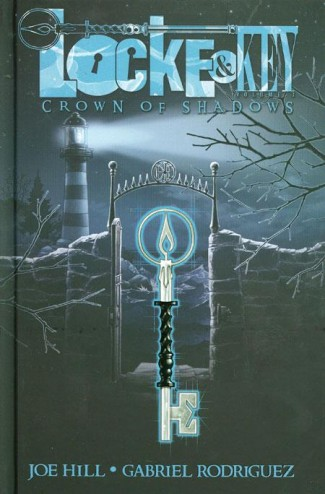 LOCKE AND KEY VOLUME 3 CROWN OF SHADOWS HARDCOVER