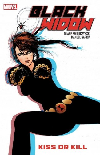 BLACK WIDOW KISS OR KILL GRAPHIC NOVEL