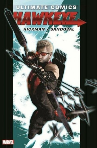 ULTIMATE COMICS HAWKEYE BY JONATHAN HICKMAN GRAPHIC NOVEL