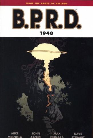 BPRD 1948 GRAPHIC NOVEL