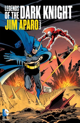 BATMAN LEGENDS OF THE DARK KNIGHT JIM APARO VOLUME 2 HARDCOVER
