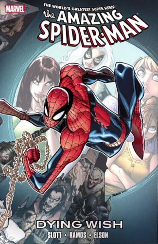 SPIDER-MAN DYING WISH GRAPHIC NOVEL