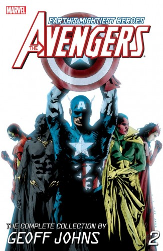 AVENGERS THE COMPLETE COLLECTION BY GEOFF JOHNS VOLUME 2 GRAPHIC NOVEL