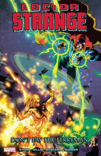 DOCTOR STRANGE DONT PAY THE FERRYMAN GRAPHIC NOVEL