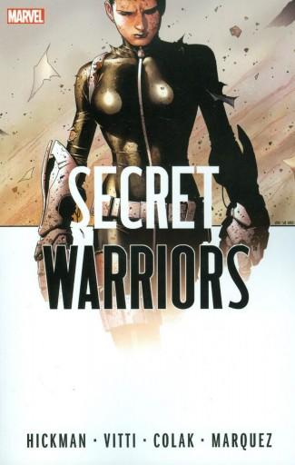 SECRET WARRIORS COMPLETE COLLECTION VOLUME 2 GRAPHIC NOVEL