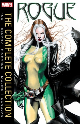 ROGUE COMPLETE COLLECTION GRAPHIC NOVEL