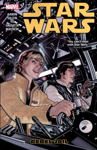 STAR WARS VOLUME 3 REBEL JAIL GRAPHIC NOVEL