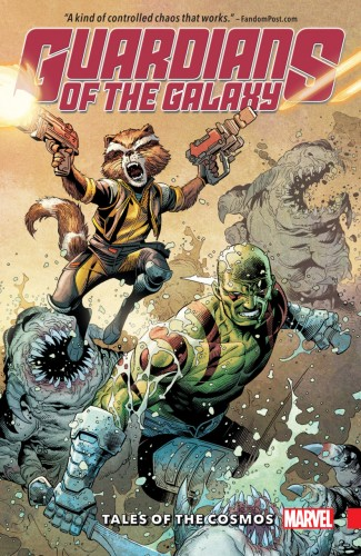 GUARDIANS OF THE GALAXY TALES OF THE COSMOS GRAPHIC NOVEL