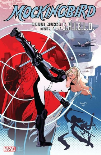 MOCKINGBIRD CLASSIC BOBBI MORSE AGENT OF SHIELD GRAPHIC NOVEL