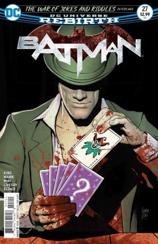 BATMAN #27 (2016 SERIES)