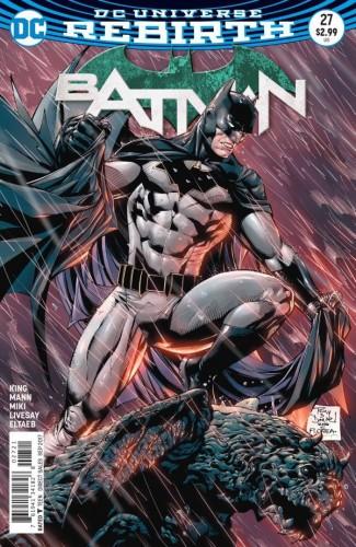 BATMAN #27 (2016 SERIES) VARIANT