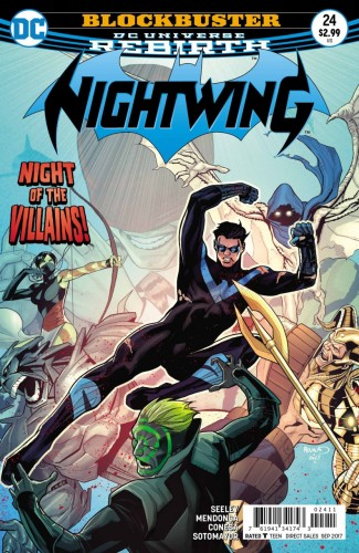 NIGHTWING #24 (2016 SERIES)
