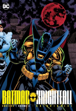BATMAN KNIGHTFALL OMNIBUS VOLUME 2 KNIGHTSQUEST HARDCOVER