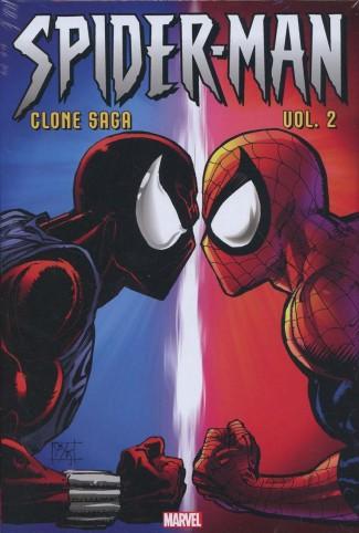 SPIDER-MAN CLONE SAGA OMNIBUS VOLUME 2 HARDCOVER