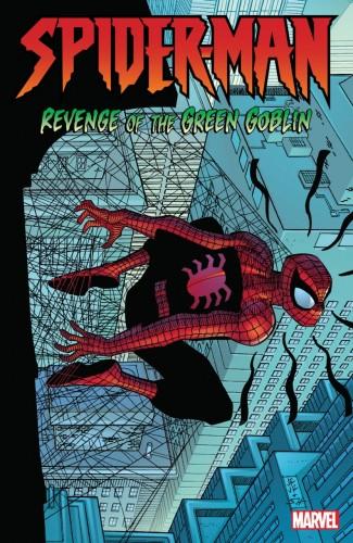SPIDER-MAN REVENGE OF THE GREEN GOBLIN GRAPHIC NOVEL