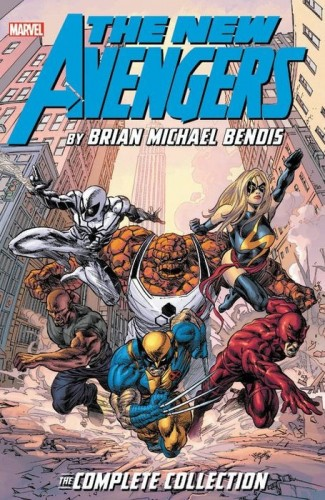 NEW AVENGERS BY BENDIS COMPLETE COLLECTION VOLUME 7 GRAPHIC NOVEL