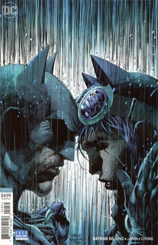 BATMAN #50 (2016 SERIES) LEE VARIANT