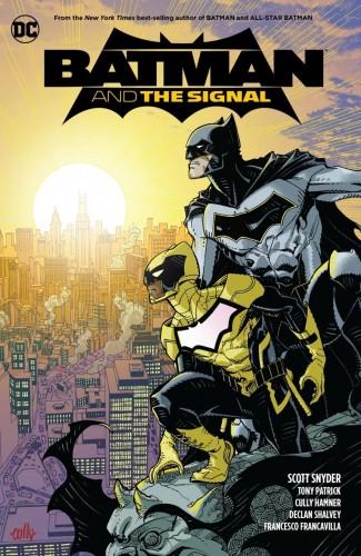 BATMAN AND THE SIGNAL GRAPHIC NOVEL