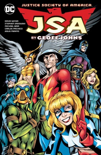JSA BY GEOFF JOHNS BOOK 2 GRAPHIC NOVEL