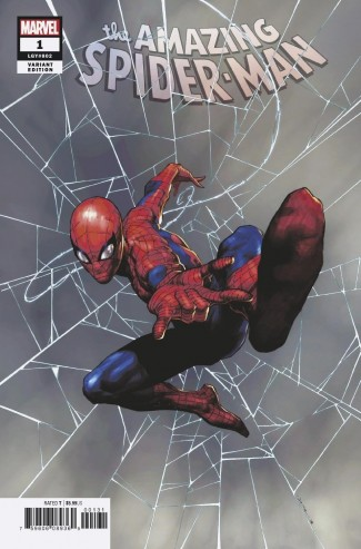 AMAZING SPIDER-MAN #1 (2018 SERIES) - 1 IN 50 INCENTIVE OPENA VARIANT