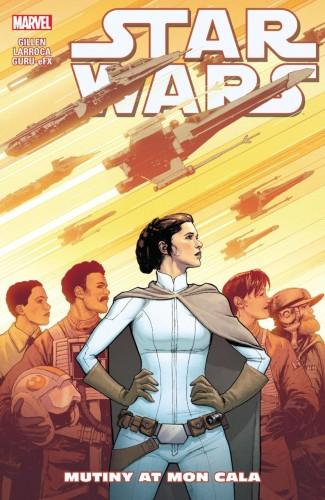 STAR WARS VOLUME 8 MUTINY AT MON CALA GRAPHIC NOVEL