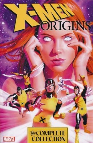 X-MEN ORIGINS COMPLETE COLLECTION GRAPHIC NOVEL