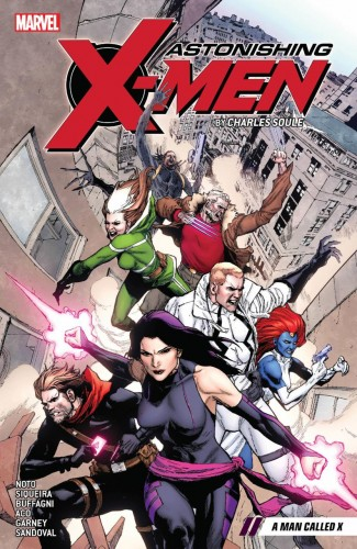ASTONISHING X-MEN BY CHARLES SOULE VOLUME 2 A MAN CALLED X GRAPHIC NOVEL