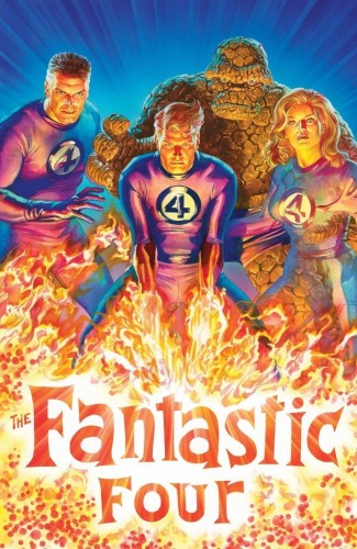 FANTASTIC FOUR #1 ALEX ROSS VIRGIN VARIANT (1 IN 200 INCENTIVE)