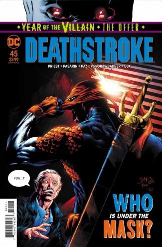 DEATHSTROKE #45 (2016 SERIES)