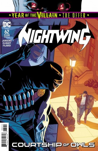NIGHTWING #62 (2016 SERIES)