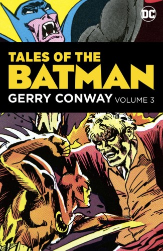 TALES OF THE BATMAN GERRY CONWAY VOLUME 3 HARDCOVER