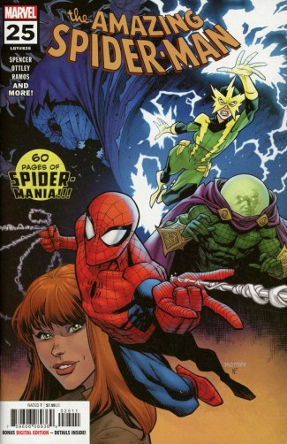 AMAZING SPIDER-MAN #25 (2018 SERIES)