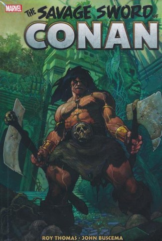 SAVAGE SWORD OF CONAN THE ORIGINAL MARVEL YEARS OMNIBUS VOLUME 2 HARDCOVER