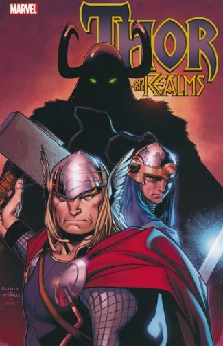 THOR OF REALMS GRAPHIC NOVEL