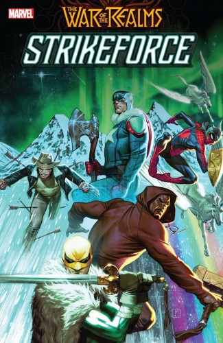 WAR OF THE REALMS STRIKEFORCE GRAPHIC NOVEL