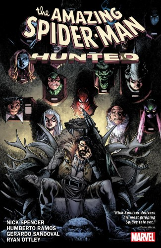 AMAZING SPIDER-MAN BY NICK SPENCER VOLUME 4 HUNTED GRAPHIC NOVEL