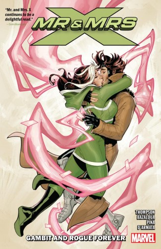 MR AND MRS X VOLUME 2 GAMBIT AND ROGUE FOREVER GRAPHIC NOVEL