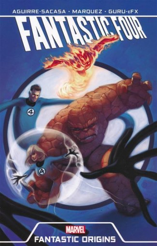 FANTASTIC FOUR FANTASTIC ORIGINS GRAPHIC NOVEL